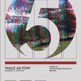 WALLE AB FÜNF - Openair - Dj Set - Chill n Grill...