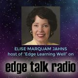 Learning Well Radio with Elise Marquam Jahns 10.7.14