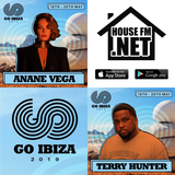 Anané & Terry Hunter - Live From The Gardening Club @ GO Ibiza 20 MAY 2019