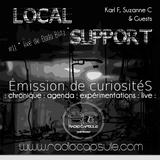 Local Support #11 * Live de DADA BLITZ * 05 04 2012