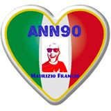 Maurizio Franchi @ Lucky wave radio (Diario di bordo ANN90)