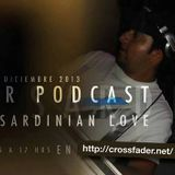 Sardinian Love @ Podcast Crossfader.Net