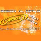 Sesion Poky estilo RADICAL DJ Catalin 2014