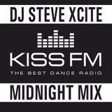 DJ Steve Xcite - Kiss Midnight Mix April 2011