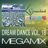 DREAM DANCE VOL 18 MEGAMIX GREENBEAT