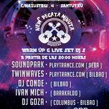 DJ Conde - Soundpark's Birthday @ New Pecata Minuta (2015.11.15)