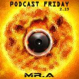 Podcast Friday 2.13