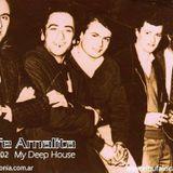 Cafe Amalita-My Deep House-Podcast 02-2014