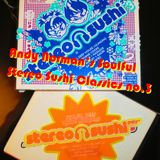 Andy Norman's Stereo Sushi Soulful House Classics No.3