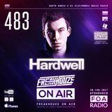 Freakhouze On Air 483 ● Hardwell