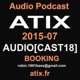 Atix Dj Set AUDIOCAST18