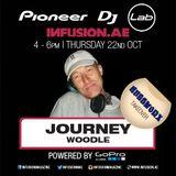 Journey & Woodle - Bassworx Takeover - Pioneer DJ Lab