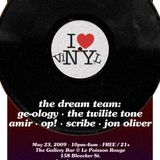 I Love Vinyl party #1 May 2009 at The Gallery at Le Poisson Rouge
