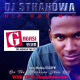 Dj Sthandwa GagasiFm #TheAfternoonShowOff HipHopMix 15 May 2017