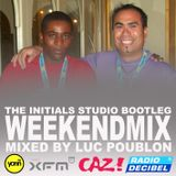 The Initials Studio Bootleg Weekendmix Mixed By Luc Poublon