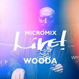 MicroMix Live! - 'Wooda' - Mix + Interview - Live! Arts Radio Birmingham