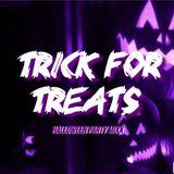 Trick for Treats Halloween mix