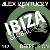 117.DEEPFUSION @ IBIZAGLOBALRADIO (Alex Kentucky) 13/02/18