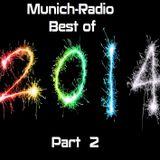 Munich-Radio (Christian Brebeck)    Best of 2014  Pt. 2