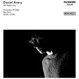 2016-12-09 - Daniel Avery @ Rex Club, Paris