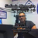 SINFONIA ALTERNATIVA 87th Show - 22May2017 - www.radiocruzeiro.pt