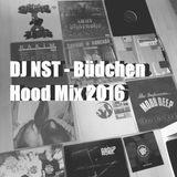 DJ NST - Büdchen Hood Mix (2016)