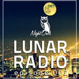 NightOwls LUNAR RADIO Episode 002 mixed by SubsoNic