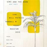 TINI & Gang Boat Party- Tini B2B Bill Patrick in Miami