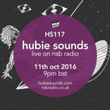 Hubie Sounds 117 - 11th Oct 2016