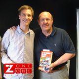 #SportsZone talk to Brian Barwick - former Chief Executive of the F.A. - @z1radio