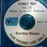 DJ ELEAZAR - SUNDAY BLAZA MIX #20 (2006)
