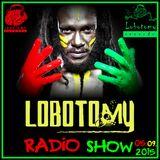 "Lobotomy Radio Show & Selecta Jallah Kadafi 05.09.2015 "" Special Yannis Odua & Reggae Roots 80's."""