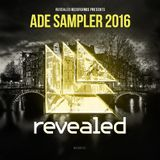 REVEALED ADE SAMPLER MIXED BY DJ YUSILLEX