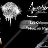 "Episodio #6 ""Los Origenes del House"" Aguardiente mix 105.3 fm"