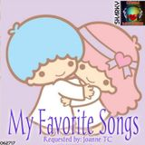 My Favorite Songs ...requested by Joanne TC