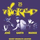 Jenö @ Wicked 24 Year Anniversary