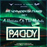 PADDY Live @ Melody Of Emotion stage - TSOT 2017 - A Horizon Of The Melody
