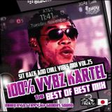 100% VYBZ KARTEL THE BEST OF BEST MIX  -DJ TIPPY rep GOODIES SOUND-