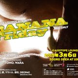 DJ SHINKAWA 2015.3.6 BANANA Friday @ AiSOTOPE LOUNGE