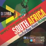 South Africa♥ ☞House Music Mix 2013☜♥ By Dj Simba DzissEnts
