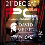 Argon Ovc @ Reset Club Zaragoza 21-12-2013