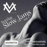 Sunday Slow Jams Vol 1 - DJ Max Vader