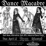 Dance Macabre Live #8 by Dispel
