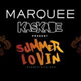 Kaskade - Live @ Marquee, Summer Lovin (Las Vegas) - 10.08.2013