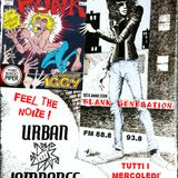 "Urban Jamboree  22/03/017 speciale ""punk anno zero"" il big bang"