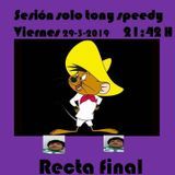 sabado 30-3-2019 recta final only night