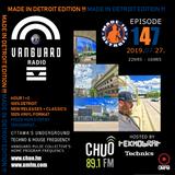 TEKNOBRAT on Episode 147 of Vanguard Pulse Radio on CHUO 89.1 FM + CJUM 101.5 FM 2019-07-27th