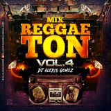 Mix Reggaeton Vol. 4 by Dj Alexis Gomez