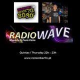 Radiowave Remember Radio Show 27-09-2018