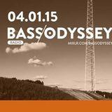 Bass Odyssey Radio Show #3 (04.01.15)
